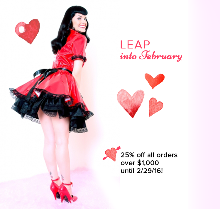 Leap into February