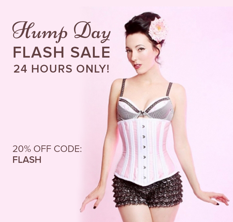 Valentines Day Corsets